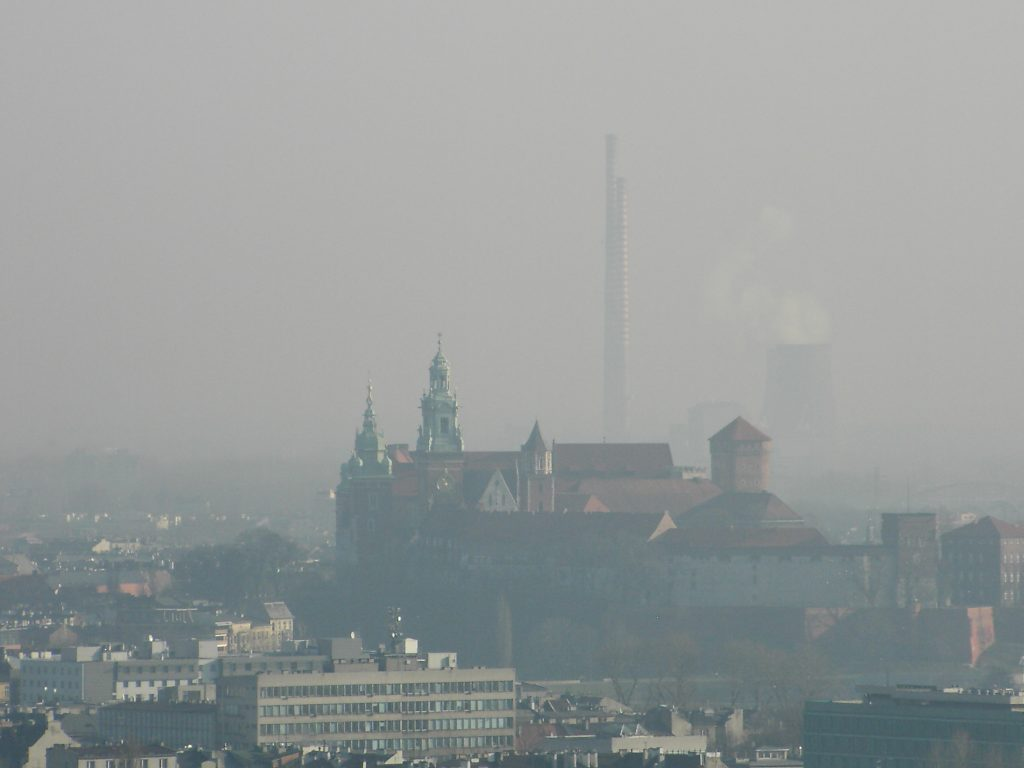 Smog wawelski II